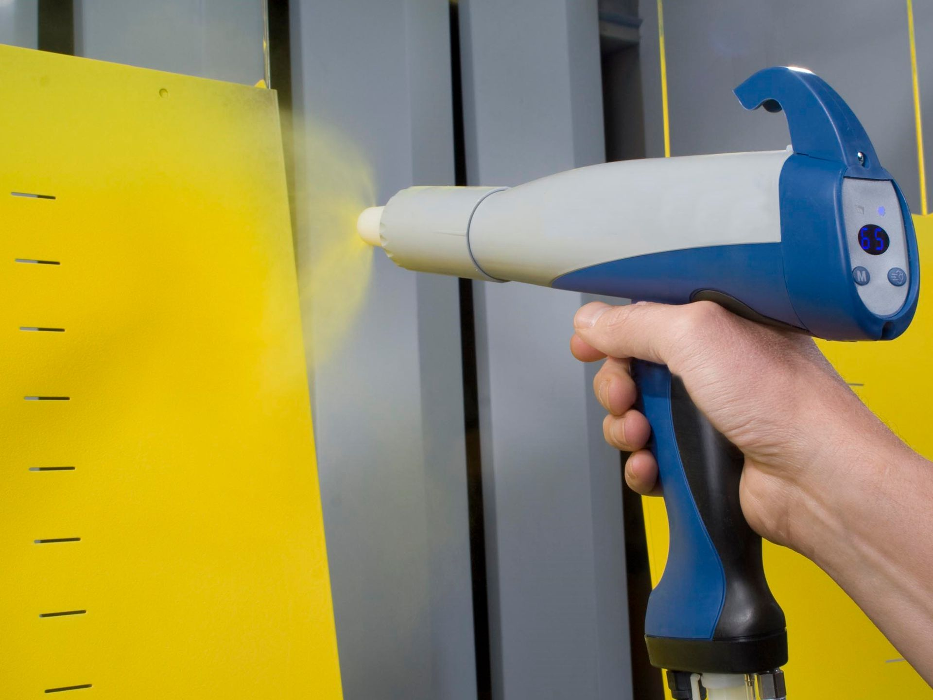 Термопластичные порошковые краски купить на развес